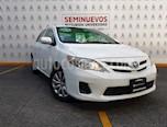 Foto venta Auto usado Toyota Corolla LE 1.8L Aut (2013) color Blanco precio $145,000