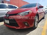 Foto venta Auto usado Toyota Corolla LE 1.8L (2014) color Rojo precio $185,000