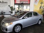 Foto venta Auto usado Toyota Corolla LE 1.8L color Plata precio $179,000