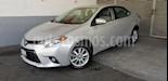 Foto venta Auto usado Toyota Corolla LE Aut color Plata precio $229,900