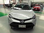Foto venta Auto usado Toyota Corolla LE Aut (2017) color Plata precio $245,000