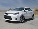Foto venta Auto usado Toyota Corolla LE Aut (2015) color Blanco precio $205,000