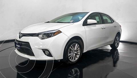 Toyota Corolla LE 1.8L Aut usado (2014) color Blanco precio $177,999