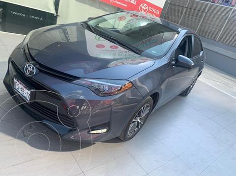 Toyota Corolla LE 1.8L usado (2017) color Gris precio $255,000