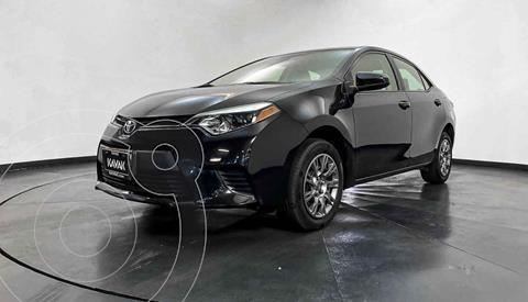 Toyota Corolla C usado (2015) color Gris precio $182,999