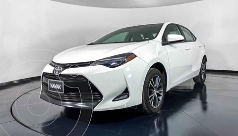 Toyota Corolla Base Aut usado (2018) color Blanco precio $252,999