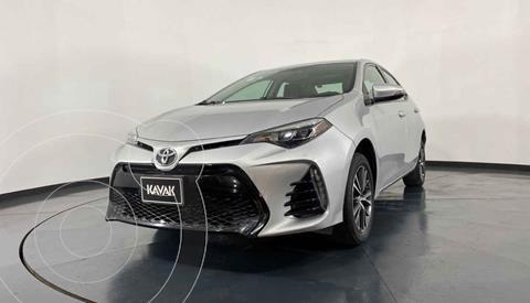 Toyota Corolla Base Aut usado (2018) color Plata precio $259,999