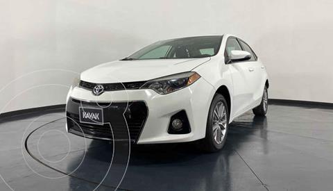 Toyota Corolla SE Aut usado (2014) color Blanco precio $189,999