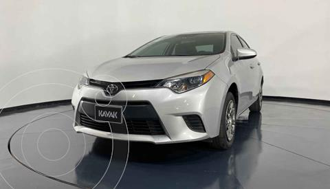 Toyota Corolla Base usado (2016) color Plata precio $197,999