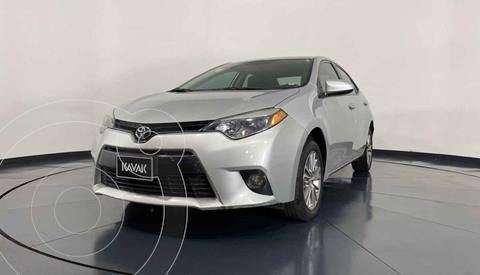 Toyota Corolla LE 1.8L Aut usado (2015) color Plata precio $194,999