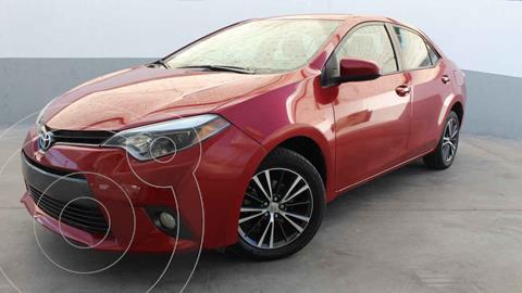 Toyota Corolla LE 1.8L Aut usado (2016) color Rojo precio $205,000