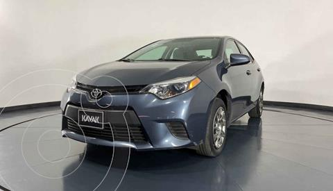Toyota Corolla Base Aut usado (2014) color Gris precio $174,999