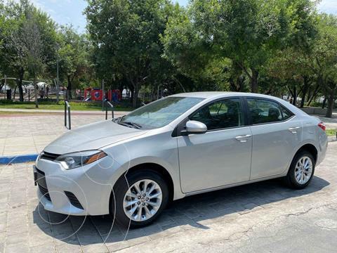 Toyota Corolla Base Aut usado (2015) color Plata precio $239,900