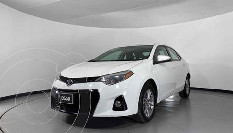 Toyota Corolla S Aut usado (2015) color Blanco precio $224,999