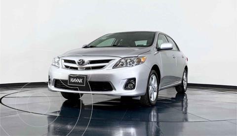 Toyota Corolla XLE 1.8L Aut usado (2012) color Plata precio $147,999