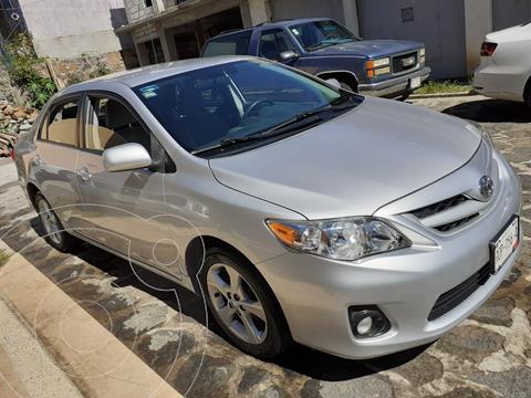 Toyota Corolla XLE 1.8L Aut QE usado (2012) color Plata precio $137,000