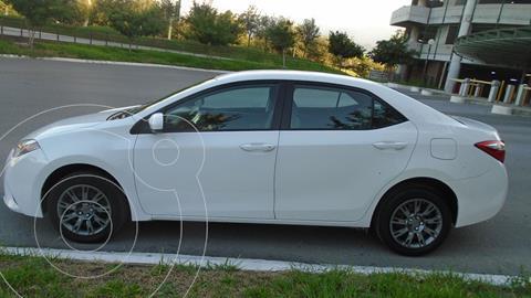 Toyota Corolla Base usado (2016) color Blanco precio $164,900