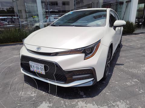 Toyota Corolla SE Aut usado (2020) color Blanco precio $399,000