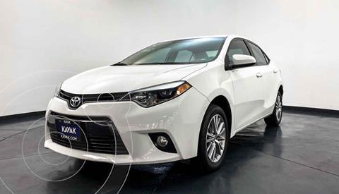 Toyota Corolla LE 1.8L Aut usado (2015) color Blanco precio $194,999