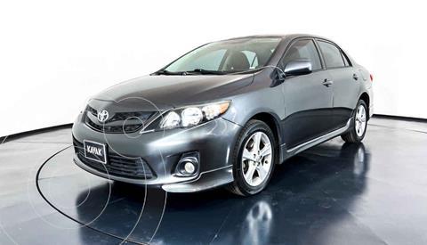 Toyota Corolla XRS 2.4L usado (2013) color Gris precio $167,999