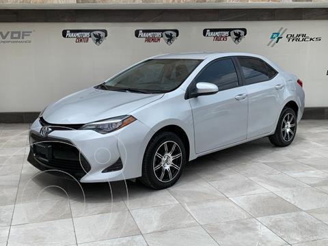 Toyota Corolla Base usado (2017) color Plata Dorado precio $225,000