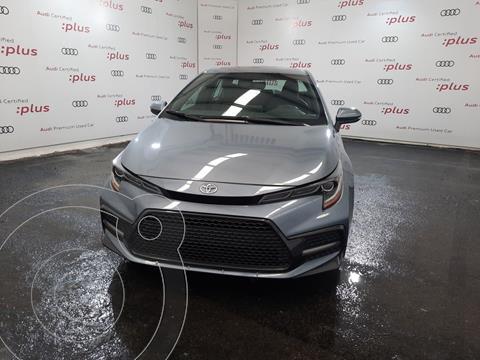 Toyota Corolla SE Plus Aut usado (2020) color Gris precio $406,000