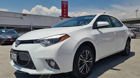 Toyota Corolla LE Aut usado (2016) color Blanco precio $249,000