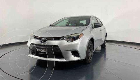 Toyota Corolla Base Aut usado (2014) color Plata precio $169,999