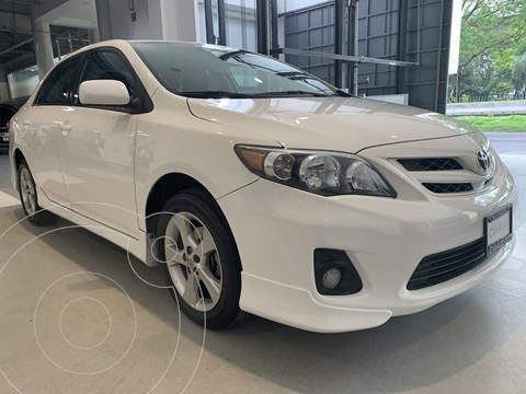 Toyota Corolla XRS 2.4L usado (2013) color Blanco precio $165,000