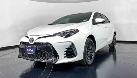 Toyota Corolla Base Aut usado (2018) color Blanco precio $257,999