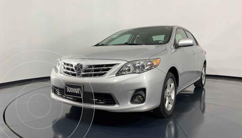 Toyota Corolla XLE 1.8L Aut usado (2013) color Plata precio $159,999