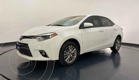 Toyota Corolla LE 1.8L Aut usado (2014) color Blanco precio $184,999