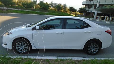Toyota Corolla Base usado (2018) color Blanco precio $197,900