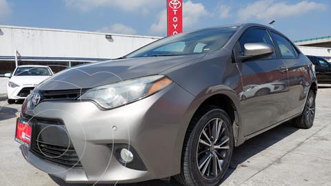 Toyota Corolla LE Aut usado (2016) color Bronce precio $249,000