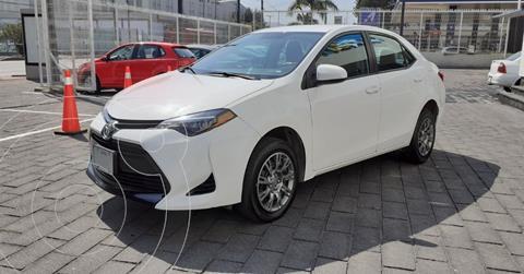 Toyota Corolla Base usado (2019) color Blanco precio $229,900