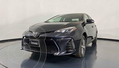 Toyota Corolla SE Plus Aut usado (2018) color Negro precio $272,999
