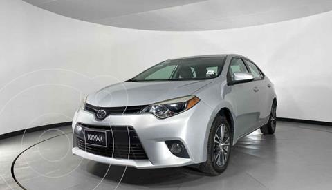 Toyota Corolla LE 1.8L Aut usado (2016) color Plata precio $229,999