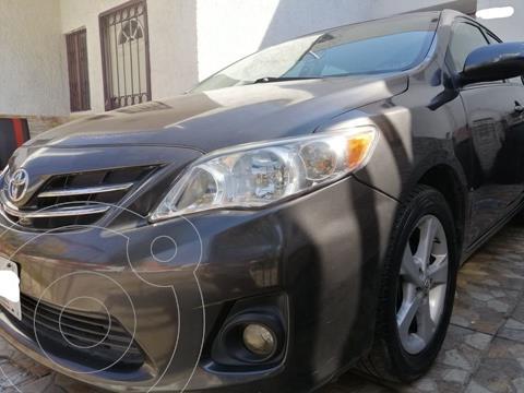 Toyota Corolla XLE 1.8L Aut usado (2013) color Gris precio $147,900
