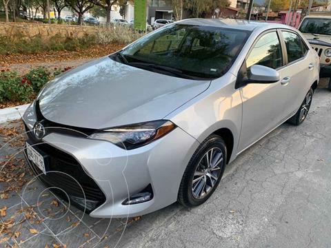 Toyota Corolla LE 1.8L Aut usado (2017) color Plata precio $259,900