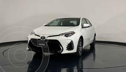 Toyota Corolla Base Aut usado (2017) color Blanco precio $269,999