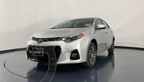 Toyota Corolla Base Aut usado (2016) color Plata precio $229,999