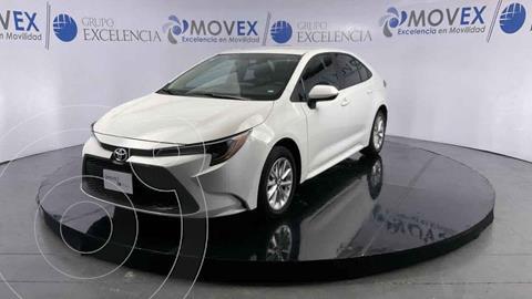 Toyota Corolla LE 1.8L Aut usado (2020) color Blanco precio $335,000