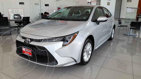 Toyota Corolla LE Aut usado (2021) color Plata precio $372,000