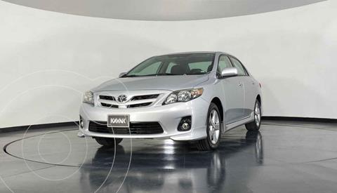 Toyota Corolla XRS 2.4L Aut usado (2013) color Plata precio $169,999