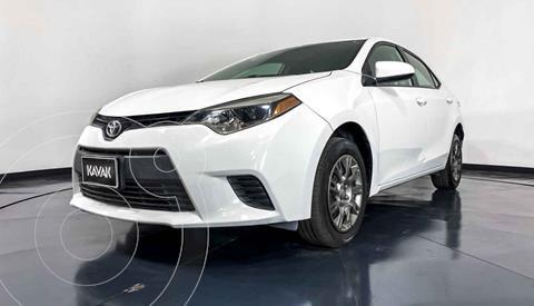 Toyota Corolla Base Aut usado (2015) color Blanco precio $189,999
