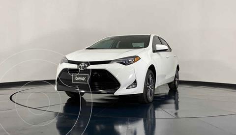 Toyota Corolla LE 1.8L Aut usado (2018) color Blanco precio $269,999