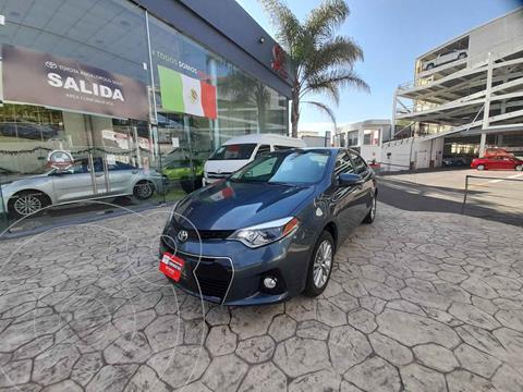 Toyota Corolla S Plus Aut usado (2014) color Gris precio $198,000