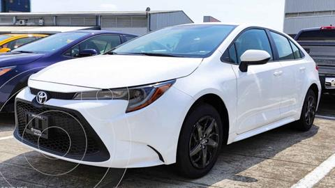 Toyota Corolla Base usado (2020) color Blanco precio $325,600