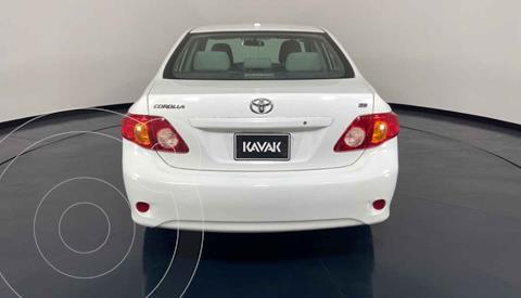 Toyota Corolla LE 1.8L Aut usado (2010) color Gris precio $139,999