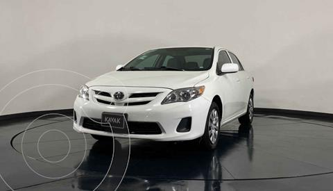 Toyota Corolla LE 1.8L Aut usado (2013) color Gris precio $162,999